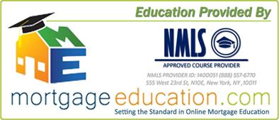 Take your mortgage continuing education courses online.